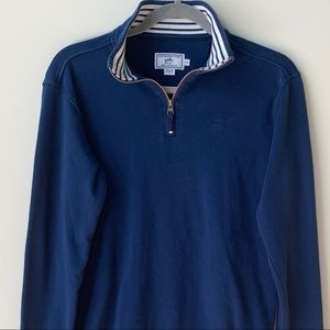 Southern Tide 1/4 Zip Pullover XS